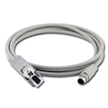 Communication Cable - (Mini DIN M to DB 9 F) (DPM-2200/2300 Series Only)