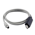 Communication Cable - (USB to Mini DIN M)