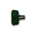 "Amvex DA-10UO-M2-DH DISS Adapter, 1/8"" MNPT x O2"