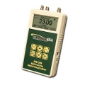 Digital Press/Vac Meter - Dual Range Optional - +/-0.05% Full Scale - 4 1/2 Digit Disp. / High Speed