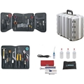 Electronic Technician's Service Kit - Inch & Metric Tools - Hard Case