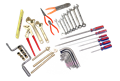 Non-Ferrous Tool Kit - Inch Tools Only - 44 Piece