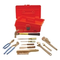 Non-Ferrous Tool Kit - Inch Tools Only - 11 piece
