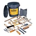 Non-Ferrous Tool Kit - HAZMAT - Inch Tools - 17 piece