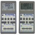 Synthesized In-Circuit LCR/ESR Meters